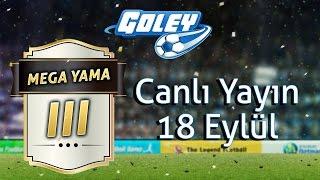 Goley Joygame - Mega Yama 3 Özel Canlı Yayını