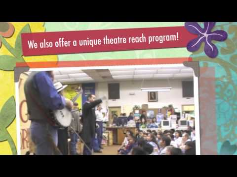 The Laguna Playhouse Youth Theatre - Education Video 1