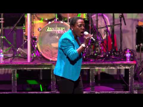 Sharon Jones And Ed Turner & Number 9 - It's A Man's World