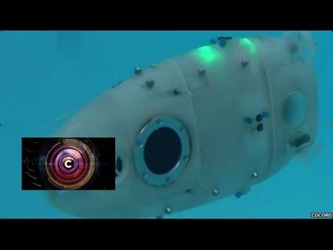 Underwater robots aim to mimic nature - BBC Click