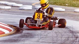 SENNA no Kart 1977