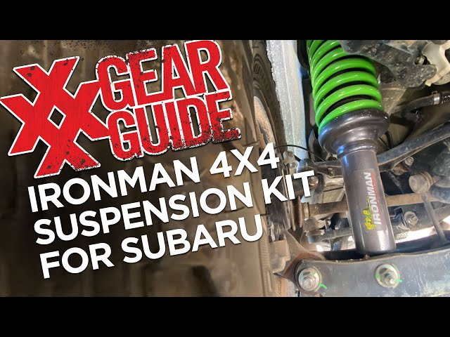 Ironman 4x4 Suspension Kit for Subaru Review