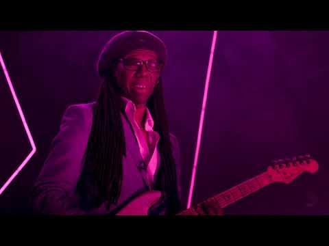 NYXL Presents: Nile Rodgers Talks 'Get Lucky'