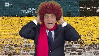 Crozza/Valeria Fedeli, Silvio Berlusconi - Che fuori tempo che fa 19/02/2018