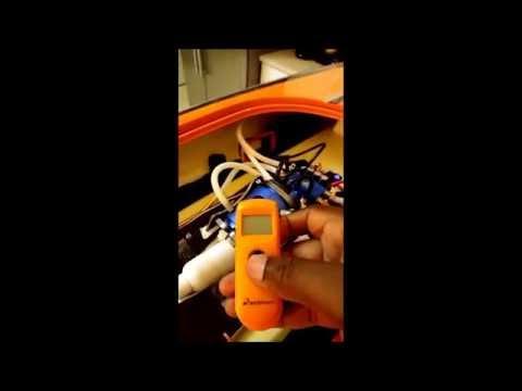 ProBoat Zelos 48 - Graphene Battery Test