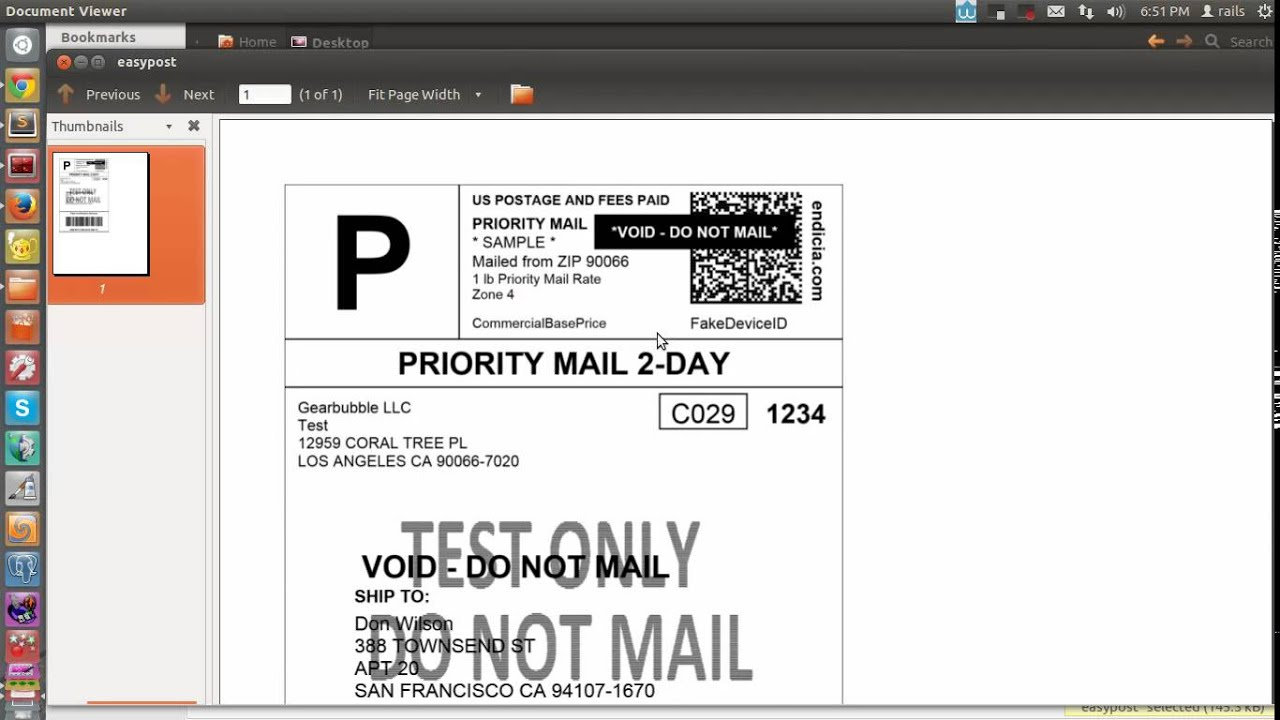 small resolution of easypost print label