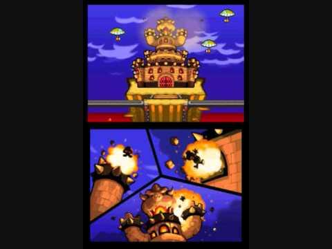 Mario&Luigi Bowsers Inside Story Bowsers Castle Music(Inside Bowser)
