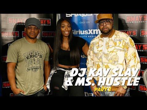 Part 3: DJ Kay Slay on 'Straight Stuntin' + Ms. Hustle Freestyles