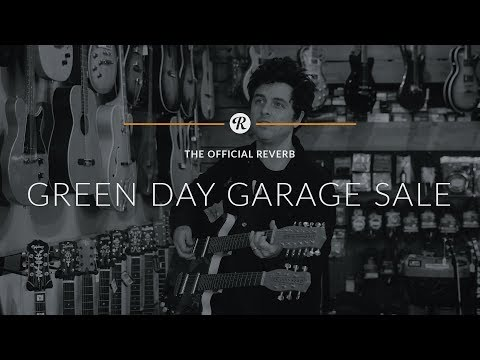 The  Reverb Green Day Garage Sale
