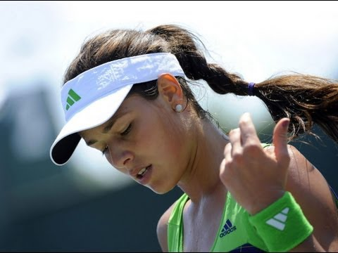 Ana Ivanovic - The Most Beautiful and Sexy Tennis Player