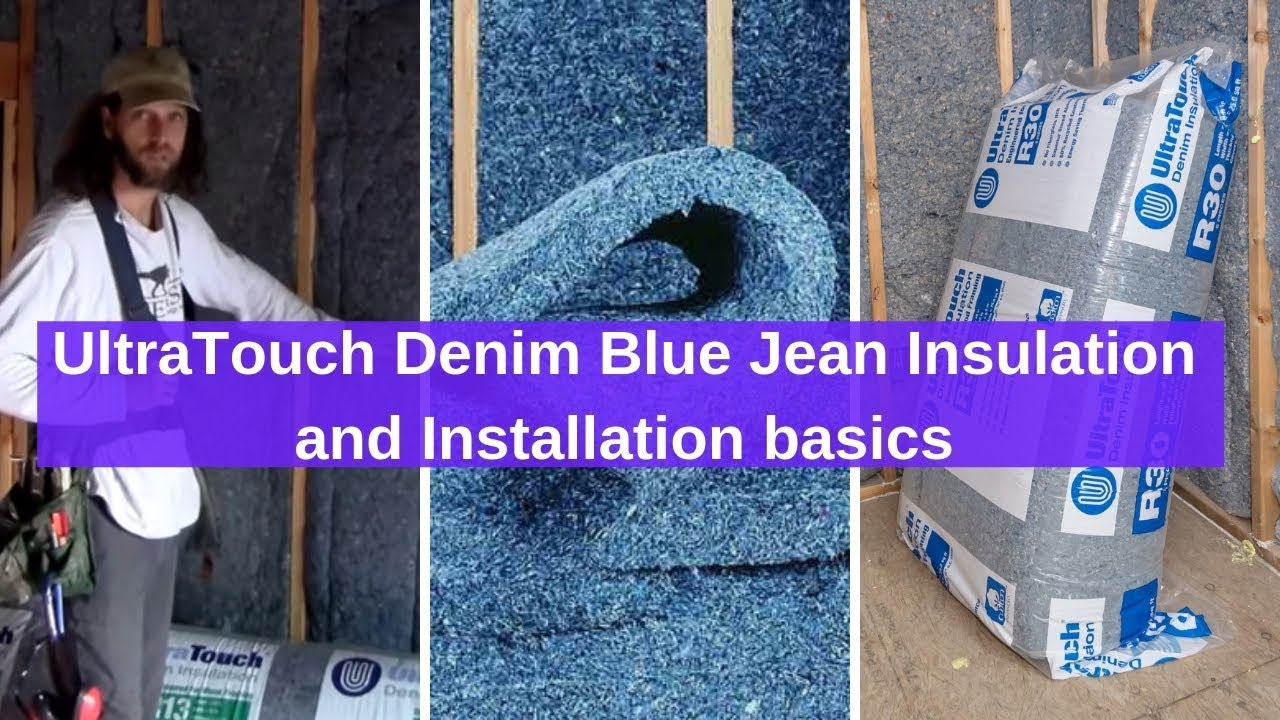 review of home depot ultratouch denim blue jean insulation and basics