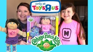 Cabbage Patch Kids Sketchers Twinkle Toes Edition Doll| Toys 'r' Us Exclusive |