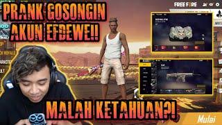 Download lagu PRANK GOSONGIN AKUN EFDEWE MALAH KETAHUAN ORANG SLUR!!! |~dimasfp