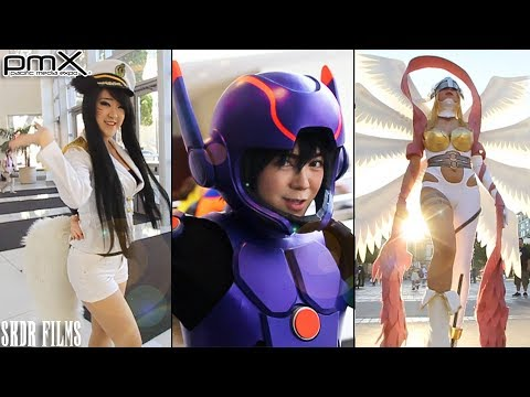 Pacific Media Expo 2015 Cosplay Music Video - Paradise [Reupload]