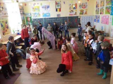 Mini Revelionul copiilor