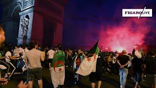 Victoire de l'Algérie : une réaction trop faible face aux violences ?