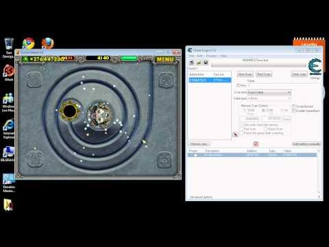 Zuma Deluxe Hack Cheat Engine 5.5