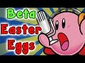 Kirby Super Star - Beta EASTER EGGS And SECRETS