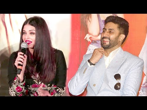 Aishwarya Rai's FUNNY Reply To Reporter Asking Personal Life Questions About Abhishek Bachchan