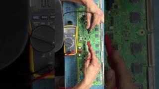 TC-P42S30 TC-P42ST30  7 blink & 14 blink troubleshooting TNPA5349
