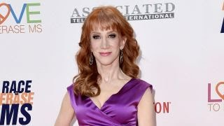 Kathy Griffin reportedly grilled by Secret Service