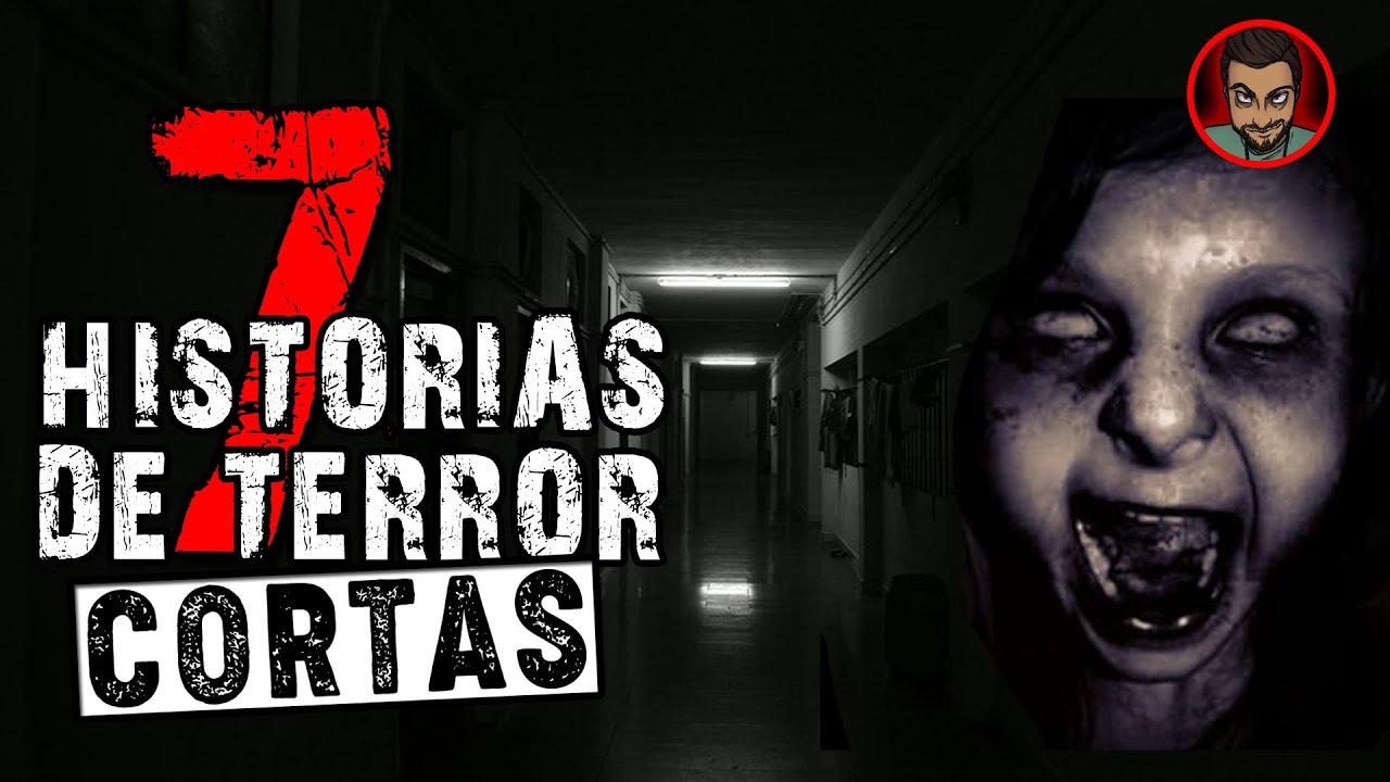 7 HISTORIAS CORTAS DE SUSCRIPTORES 😱│Relatos De Terror | PARA NO DORMIR | HISTORIAS DE TERROR