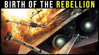 Birth of the Rebellion (Ep. 1) | Empire at War - Awakening of the Rebellion Mod