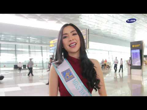 Gabriela Patricia Mandolang Wakili Indonesia Dia Ajang Miss Tourism International