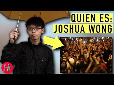 Quién es: Joshua Wong / History Time (Documental)