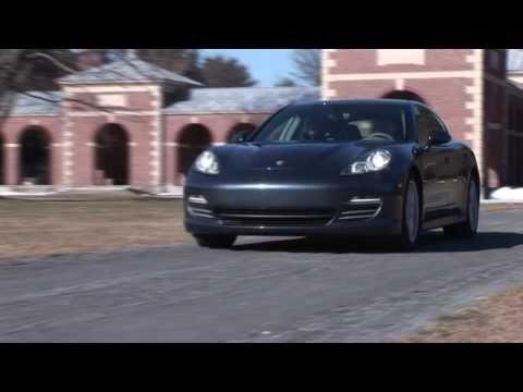 2011 Porsche Panamera 4 - Drive Time Review