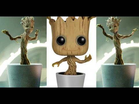 Funko To Release Dancing Baby Groot Toy Youtube