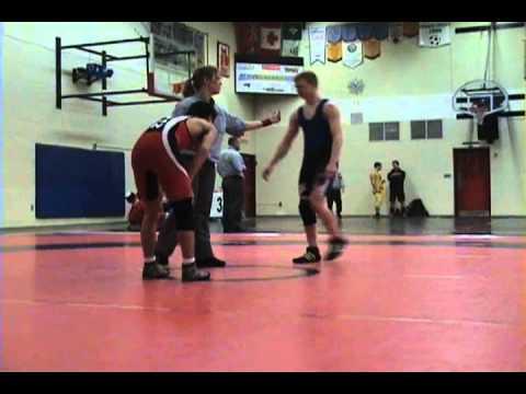 2010 Ontario Junior Championships: 55 kg Steven Takahashi vs. Wade Leaman