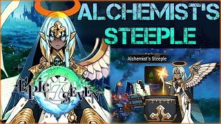 Epic Seven | Complete Guide To The NEW Alchemist's Steeple [Best Sanctuary Upgrades]