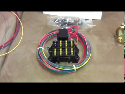 hqdefault build your own wiring harness youtube building a wiring harness from scratch at bayanpartner.co