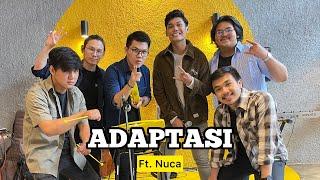 Download lagu Adaptasi (Tulus) - Nuca ft. Fivein #LetsJamWithJames