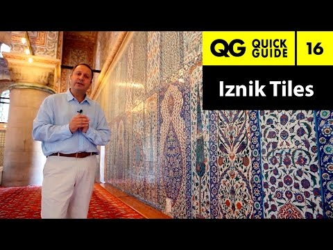 Quick Guide 16: Iznik Tiles