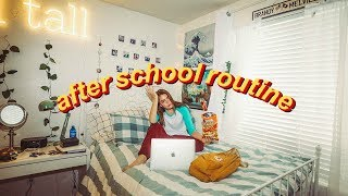 my after school night routine | Marla Catherine ✰ The first 100 peo...