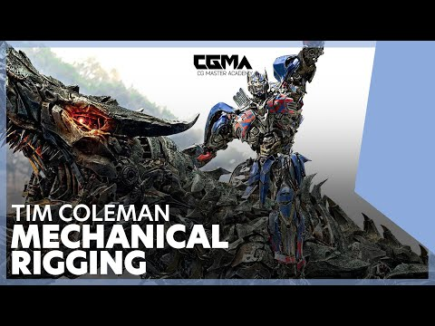 CGMA   Mechanical