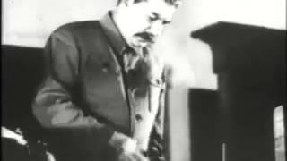 Иосиф Сталин....