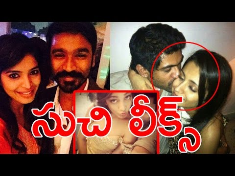 Singer Suchitra Leaks Private Pics of Actors