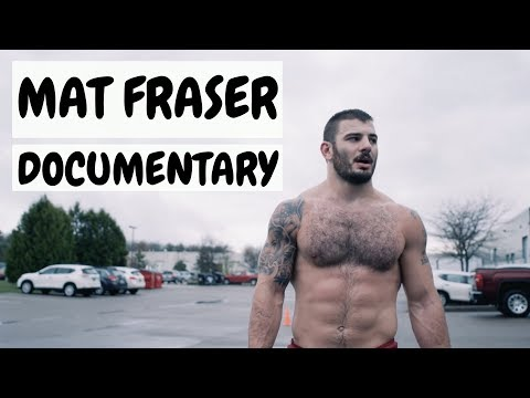 Mat Fraser Fittest Man on Earth  Documentary