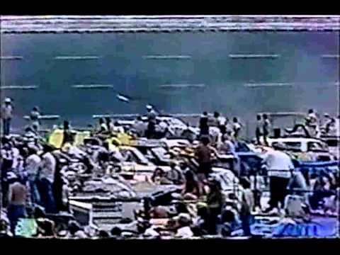 1978 NASCAR Winston Cup World 600 @ Charlotte Motor Speedway (Full Race)