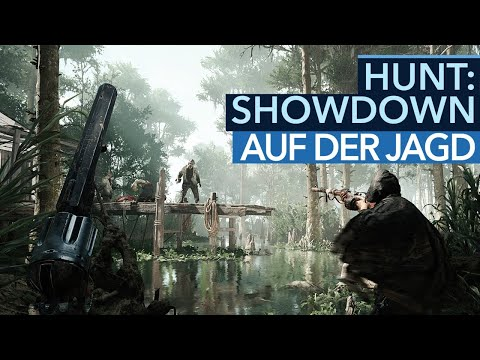 So jagt man die Monster-Spinne in Hunt: Showdown - (Alpha-Gameplay)