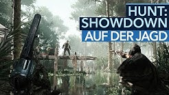 So jagt man die Monster-Spinne in Hunt: Showdown - (Alpha-Gameplay)