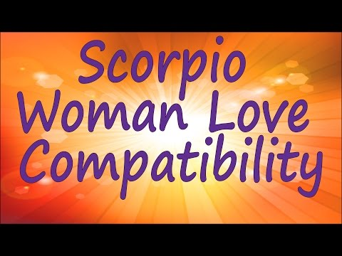 What is the best match for a scorpio woman