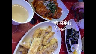 【Vlog】韓国旅行 part6【釜山】雑貨屋・カフェ巡り