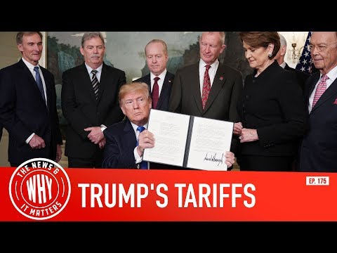 Trump's Tariffs In Perspective l The News & Why It Matters Ep. 175