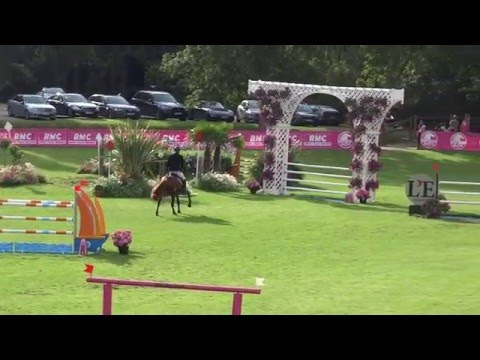 Marc Houtzager & STERREHOF'S UPPITY | CSI 5* Dinard 2015 1m50