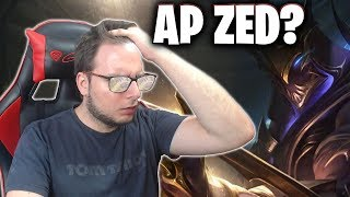 AP ZED w Jungle!