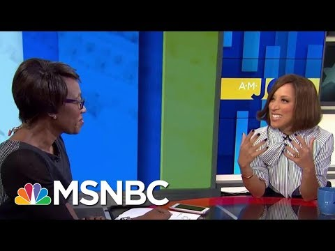 Robin Thede, Rare Black Woman To Host Late-Night Talk Show | AM Joy | MSNBC